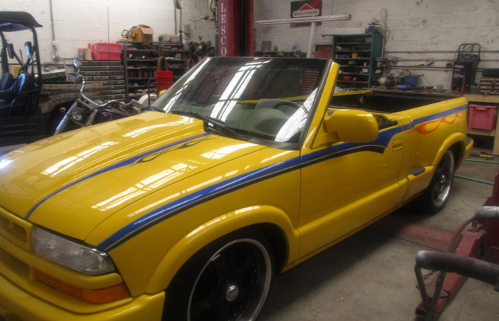 2001 Chevy S10 Convertible 3995 Cash Only All American Motor Co